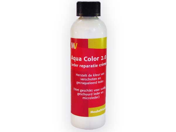 Onderhoud Wit Leren Bank.Aquacolor 2 0 250ml
