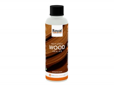 Natural woodsealer