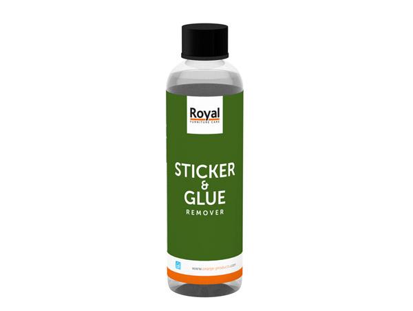 Sticker & Glue Remover - overige onderhoud producten