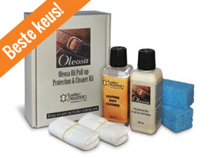 Oleosa Kit van Leather master