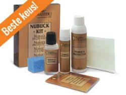 Schoonmaaktips: Nubuck kit