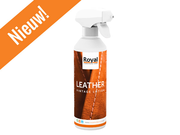 Leather Vintage lotion - Leer onderhoud producten