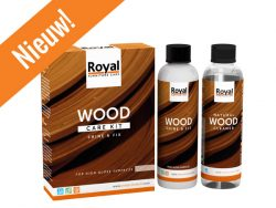 Wood care kit Shine & Fix