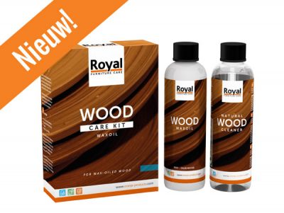 Wood Care kit Waxoil