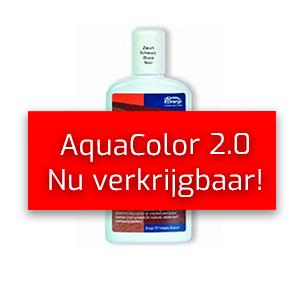 Aqua color 2.0 nu verkrijgbaar!