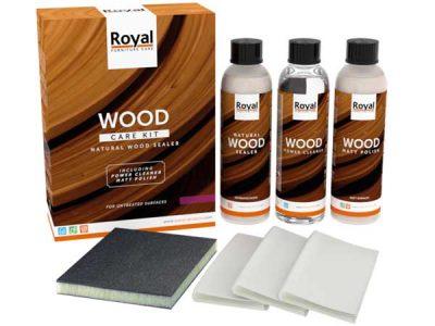 Wood Care Kit Natural Wood Sealer | Laagste prijzen en snel geleverd
