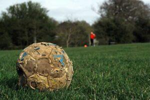 Leren bal